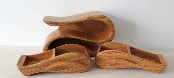 Bandsaw box Red Oak