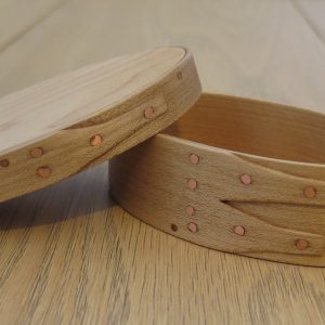 Shaker-Oval-Wooden-Box-No-0-Maple