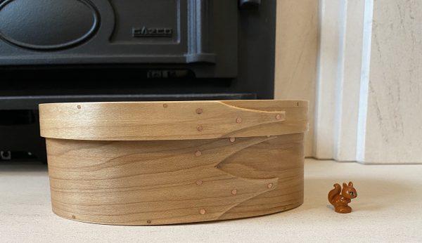 Maple Shaker box Size 3