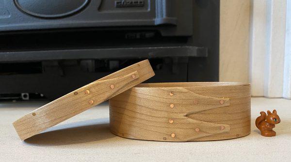Maple Shaker box Size 1