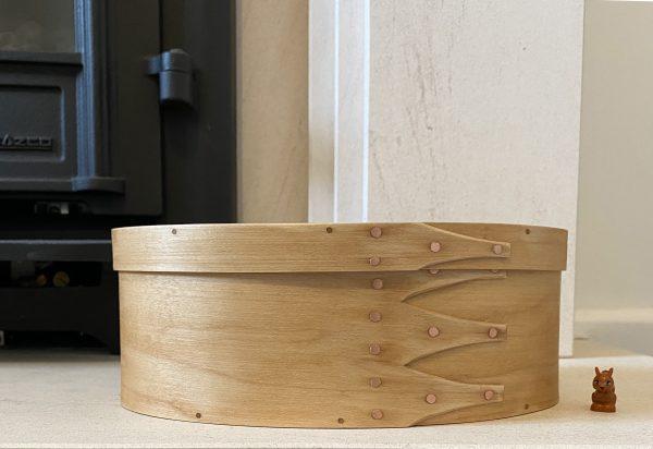 Maple Shaker box Size 4